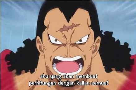 One Piece 696 Sub Indo
