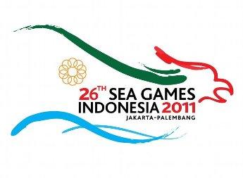 Maskot Logo 26th SEA GAMES Indonesia 2011 jakarta palembang