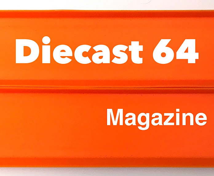 Check out Diecast 64 Magazine