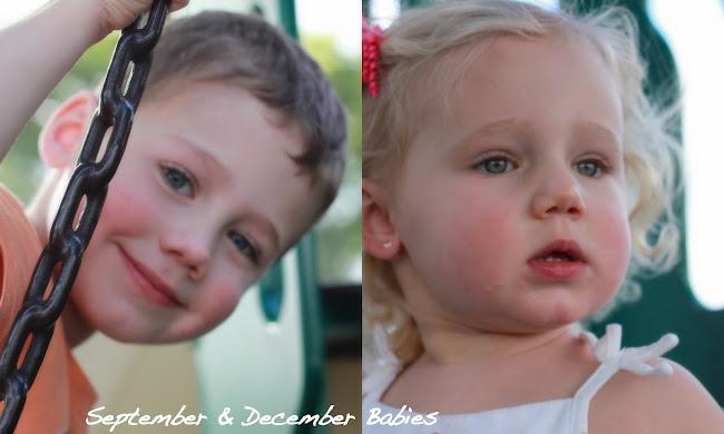 September & December Babies