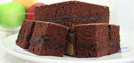 Brownies Kukus seperti amanda