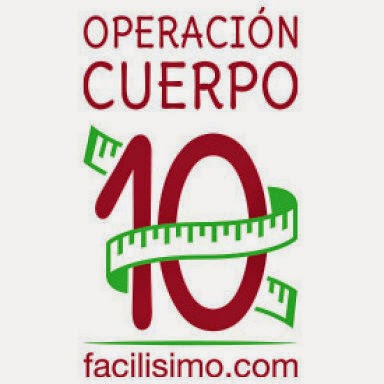 Reto Operación Cuerpo 10: Alimentación diaria