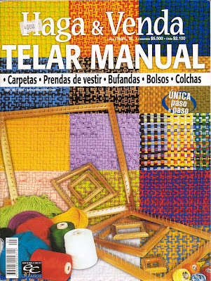 Revista: Telar Manual Paso a Paso