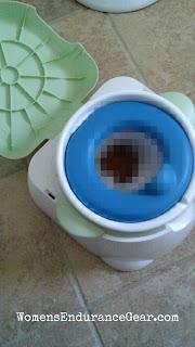 First poop