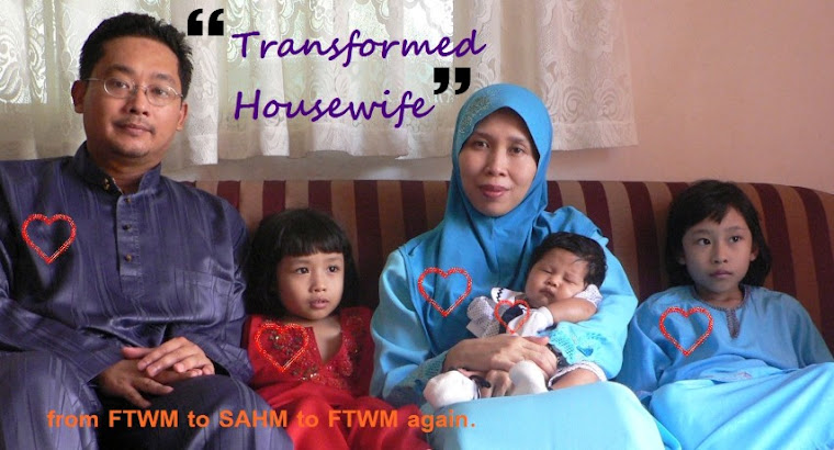 Transformed Housewife