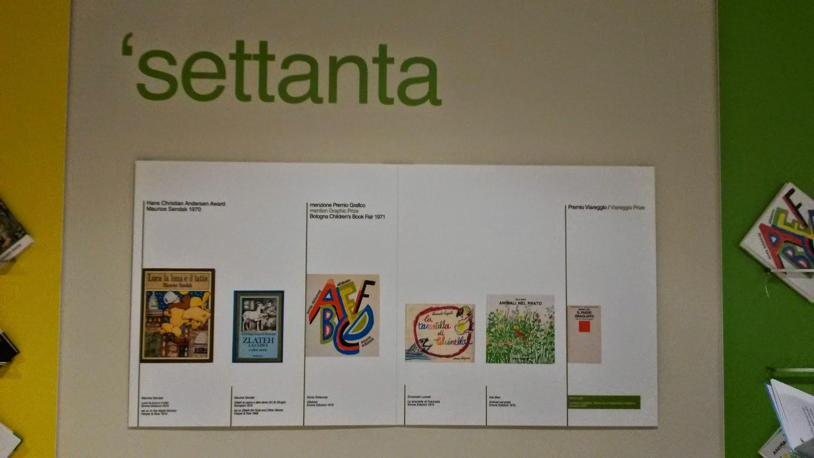 Illustrazione i nostri anni 70 libri per ragazzi in italia for Libri in italiano