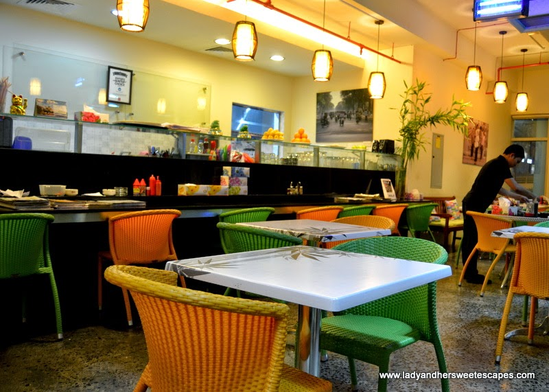 Hanoi Vietnamese restaurant in Dubai