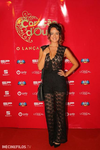 """Lançamento de """"Coração D'Douro"""" nova telenovela da SIC"""