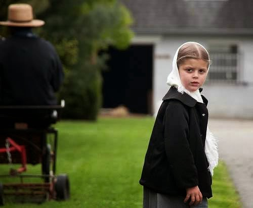 Amish have little Autism