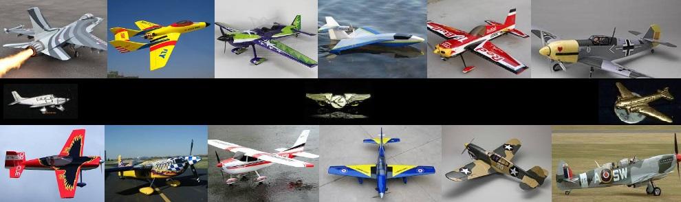 Cmte Kuarup - Aeromodelismo