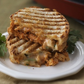 Southwestern Chicken Panini