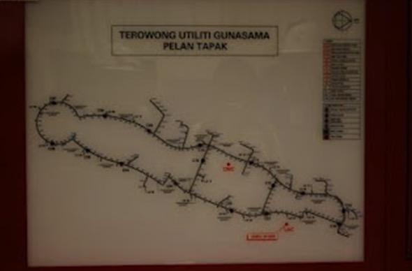 Membongkar Misteri Terowong Rahsia di Putrajaya