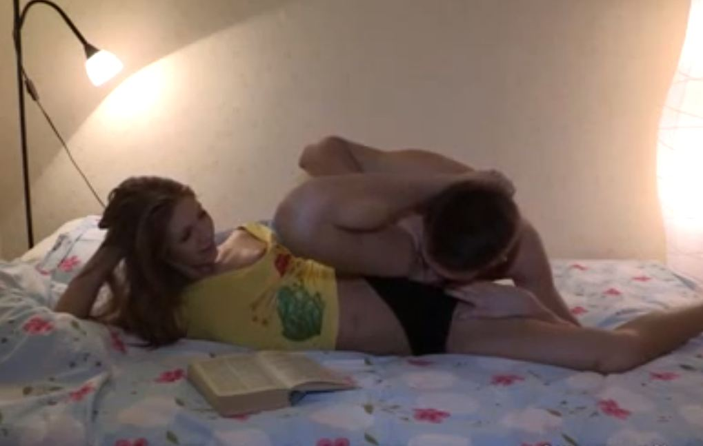 Horny GF Just Wants to Fuck