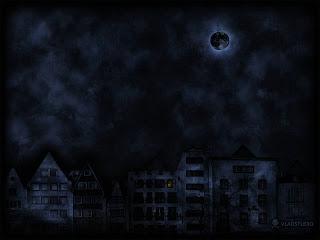 Dark Night Dark Gothic Wallpaper