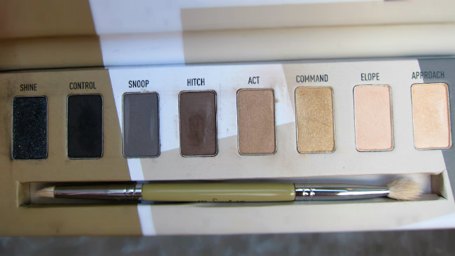 Sigma, Bare, Eyeshadow pallete, makeup, maquilhagem
