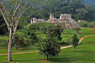 Beautiful scenery of Palenque,mexico image,best tour,mexiko