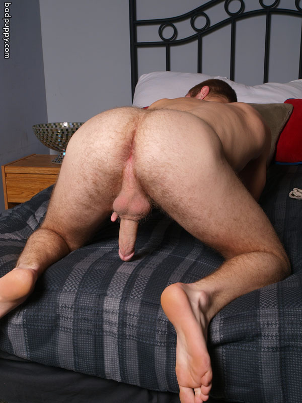 Eric Blaine shows his Hairy Ass