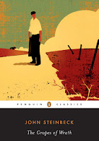 Cover of The Grapes of Wrath by John Steinbeck