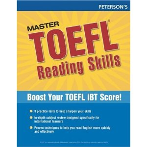 Master TOEFL Reading Skills by Peterson's