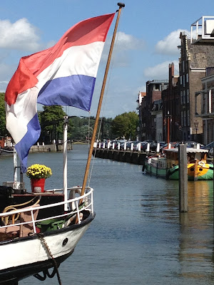 A City Walk in Dordrecht
