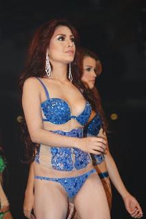 karen ann tuazon at fhm 2011 victory party bikini