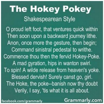 Hokey cokey - Wikipedia