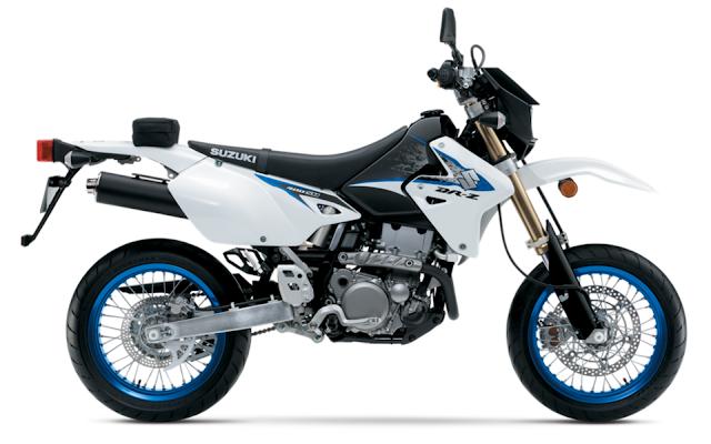 2013 Suzuki DR-Z400SM