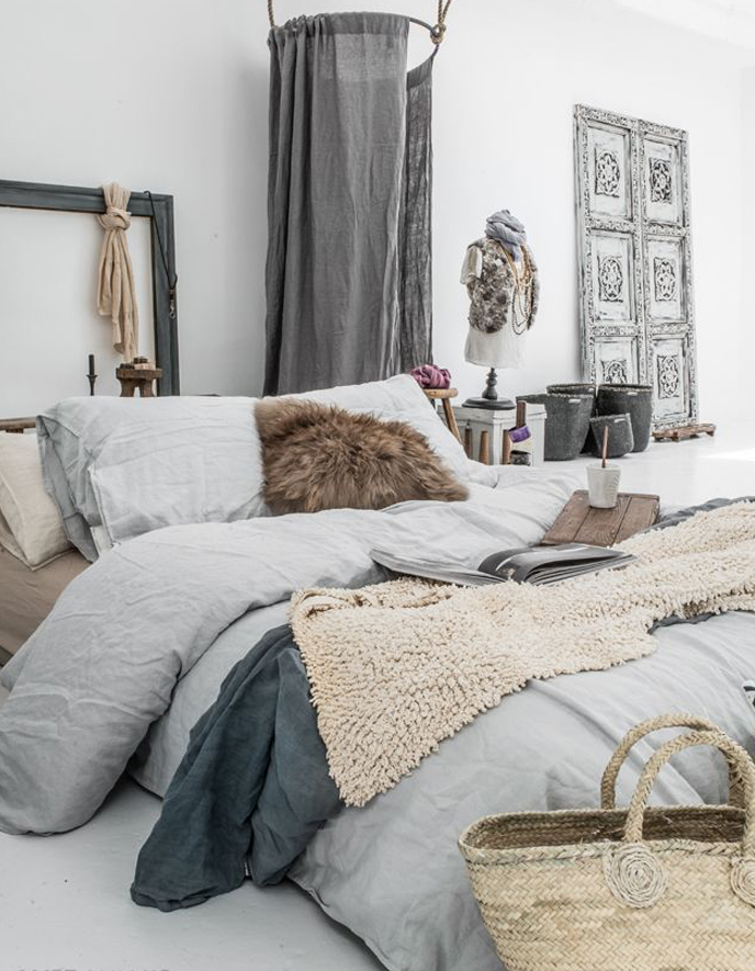 Lovers of mint blog d co boh me et cool lifestyle for Chambre boheme chic
