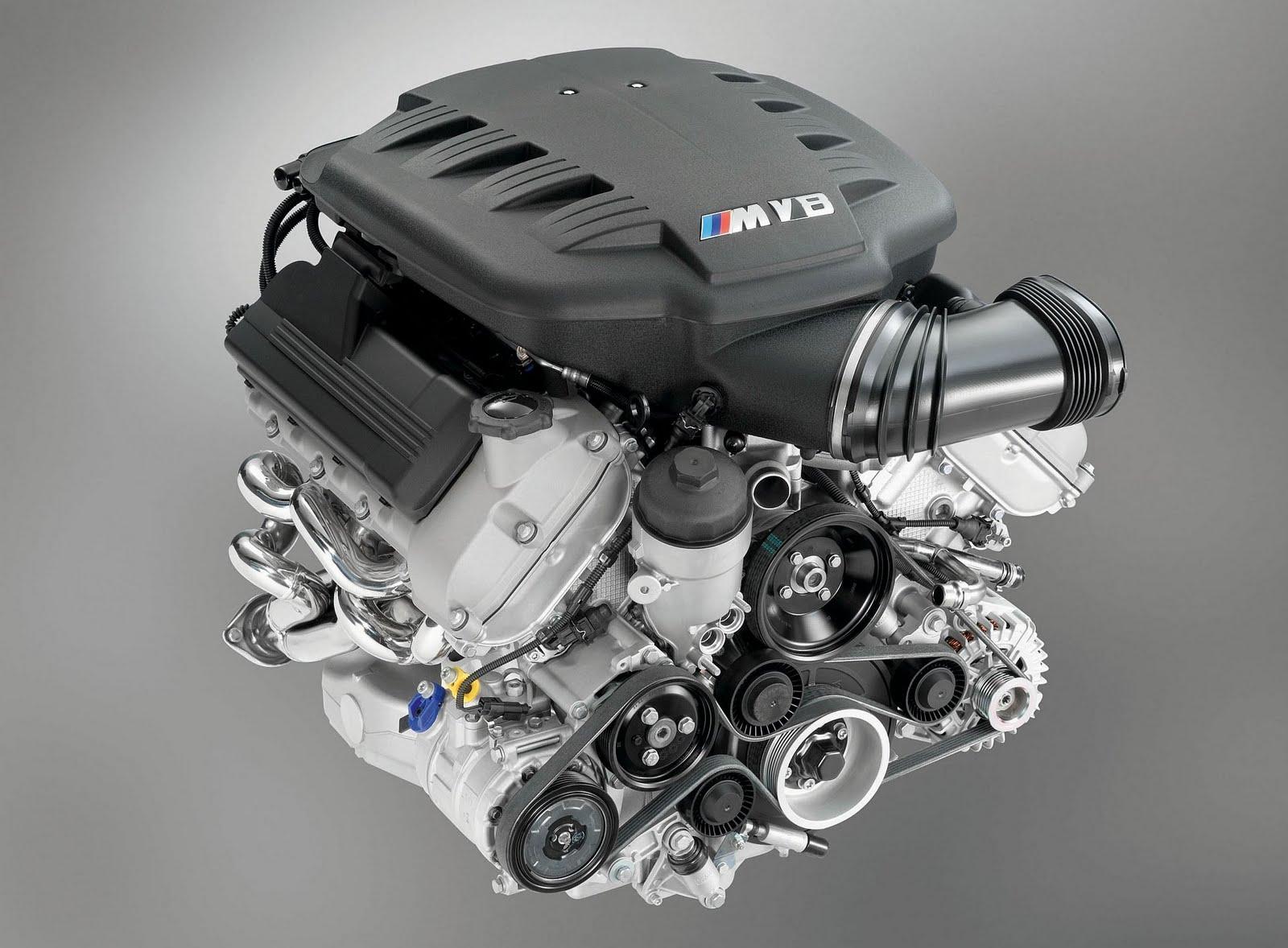 NEXT BMW M3 TO SPORT A V6 ENGINE?