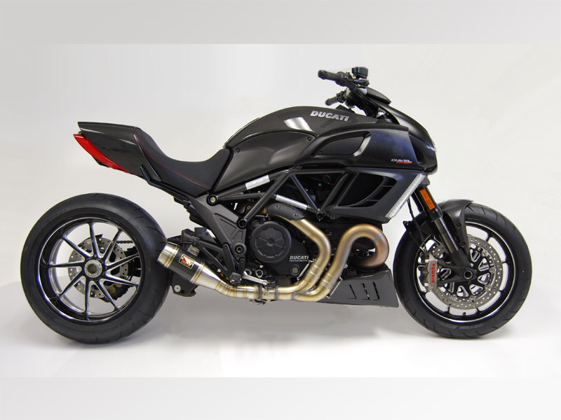 Ducati Diavel Headlight Conversion Kit