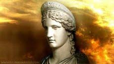 Μέσα στο Μουσείο με την θέα Αθηνά