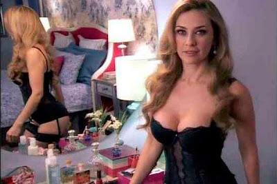 Aracely Arambula desnuda para Playboy. Imagen Twitter
