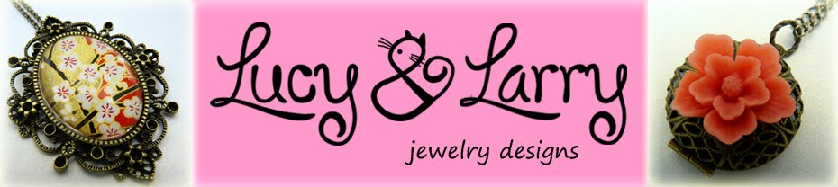 Lucy & Larry - jewelry designs for the slightly mischievous