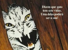 Strays, lançado em 1991, é um filme de terror que marcou a infância de muitas pessoas que cresceram na década de 90.