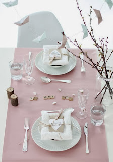Tips for decorating a Valentine's dinner