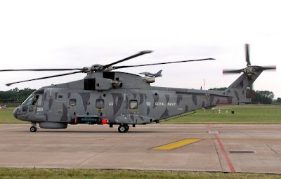 AW EH101 Merlin