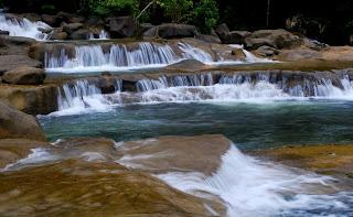 Yang Bay Fall - Nha Trang - Vietnam
