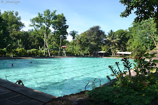 Olympic pool, Sta. Fe, Bacolod City