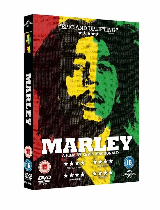 Bob Marley Movie Now Out on DVD!
