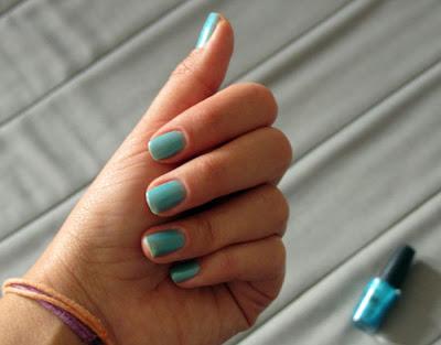 Manicure na dziś
