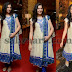 Geeta Madhuri Latest Salwar Kameez