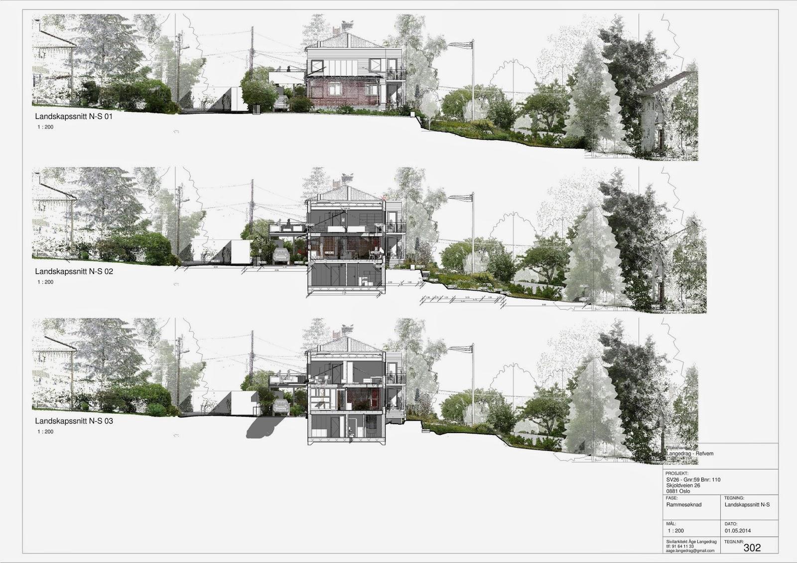 Revit landscape urban design for Architecture by design