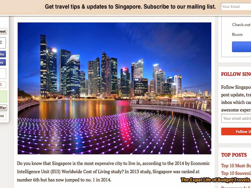 10 Singapore Travel Blogs I'm Completely Checking Out Right Now