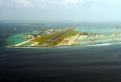 Aeroporto de Malé - Maldivas