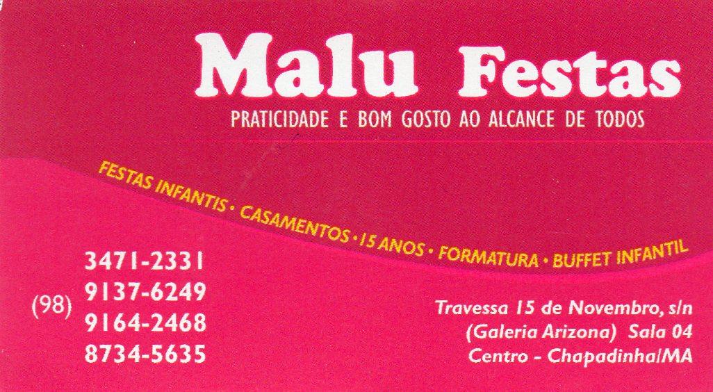 MALU FESTA