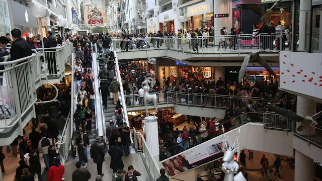 Κατανάλωση: η πρόσχαρη αλλοτρίωση