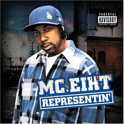 MC Eiht – Representin' (CD) (2007) (FLAC + 320 kbps)