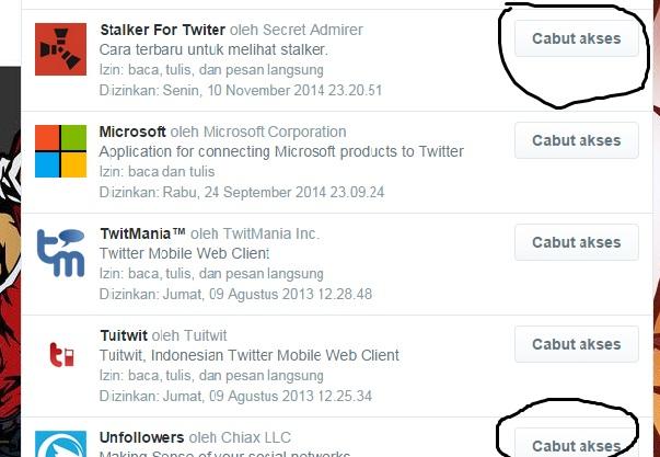 Tutorial | Cara Menghentikan dan Menghindari Auto Retweets serta Auto Follower 100 % Work