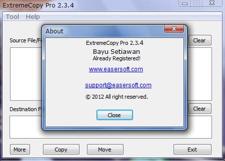 Download Extreme Copy Pro Versi 2.3.4 Full Serial | Terbaru |