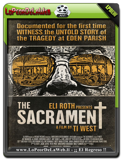 El Último Sacramento (2013) DVDRip Latino